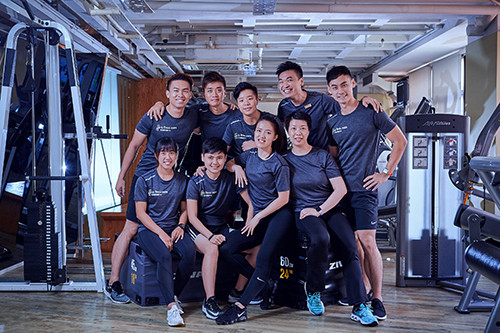 SJS Fitness Trainer Team