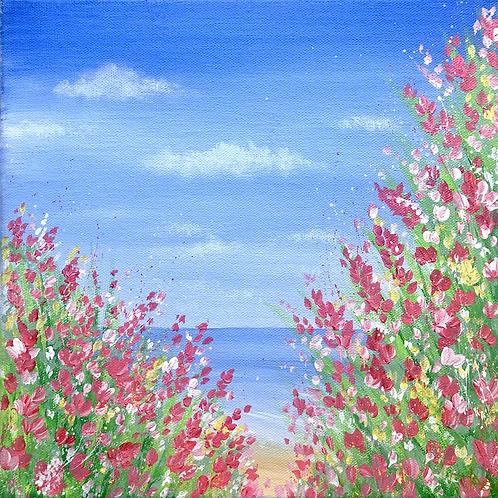 Coastal Walk - Original Painting
