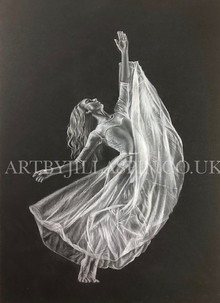 Ballet Dancer Final Drawing.JPG