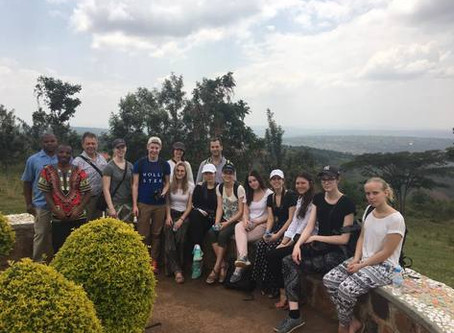 MCDO welcomes Skolstaden - Helsingborgs gymnasiecampus students to Uganda