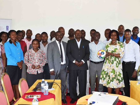 MCDO joins other environmental practitioners at the GEF-CSO meeting in Kampala