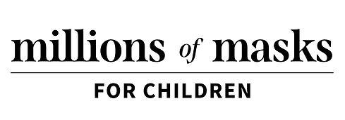 Millions fo Masks for Children logo