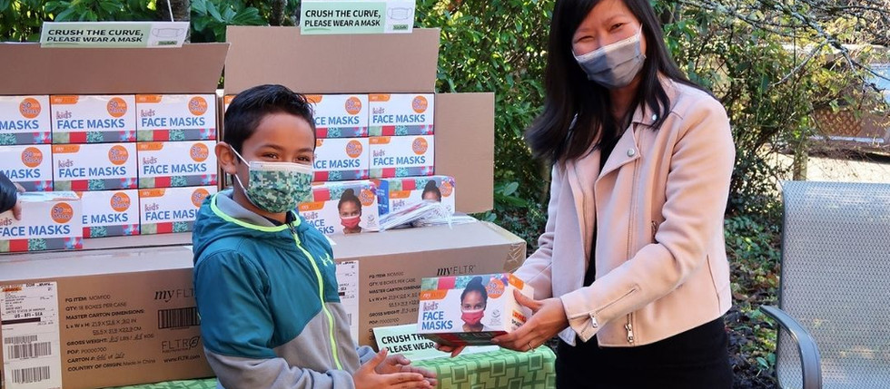 The Secret to Donating Millions of Masks During a Pandemic (And How You Can Help)
