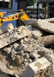 Concrete Excavation & Removal