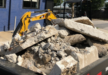 Concrete Excavation & Removal