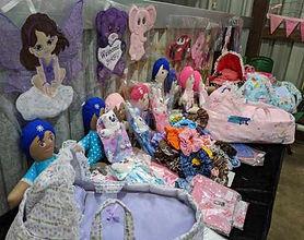 dolls, dolls dresses