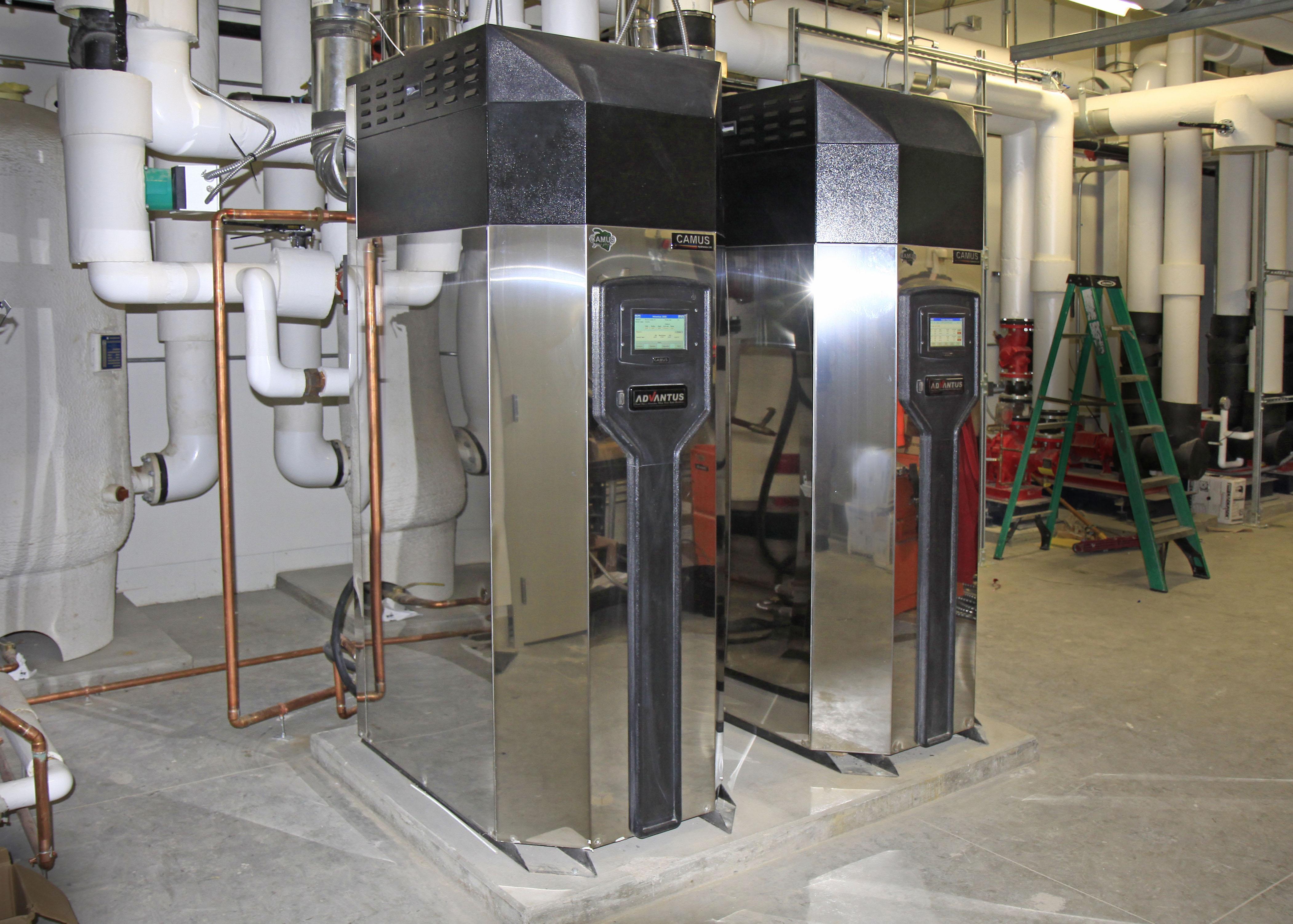 Calentadores - Gas