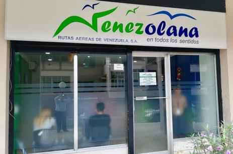 LÍNEA AEREA LA VENEZOLANA
