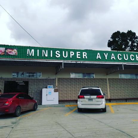 MINISUPER AYACUCHO
