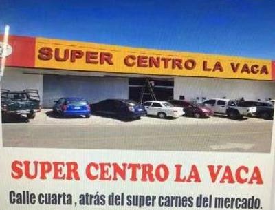 SUPER CENTRO LA VACA