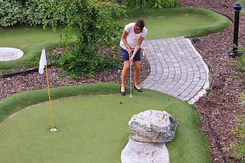 Putting and Chipping Green Sponsor