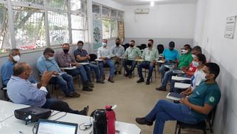 ITUBERÁ: Reunião discute avanço na solução da doença Crosta Negra nos seringais no Baixo Sul