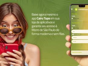 App Cairu Tupa já está disponível para turistas que visitam Morro de SP
