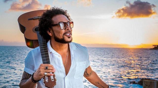 Cantor Jau volta ao Baixo Sul no dia 9 de outubro para Show na Praia de Guaibim
