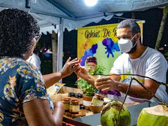 """Bom público prestigiou evento """"Turismo em Ituberá"""", promovido pela Superintendência de Turismo"""