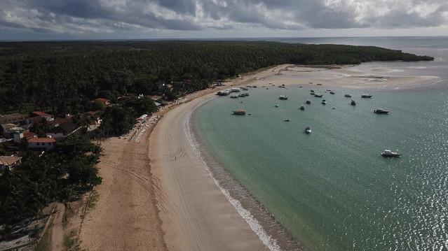 Regata Salvador-Garapuá reunirá centenas de veleiros em tour inédito até o arquipélago de Tinharé