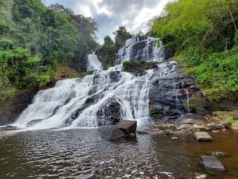 Pancada Grande já recebeu quase 7 mil turistas após 30 dias de reabertura do parque