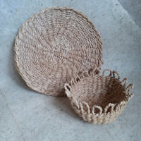 Plate and Basket