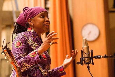 Spoken Word Artist TAHIRA