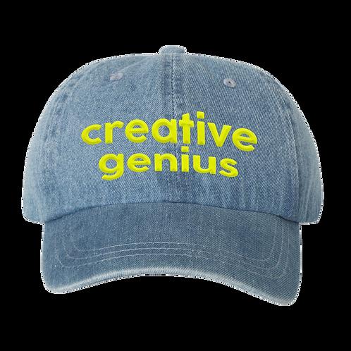 Creative Genius Cap