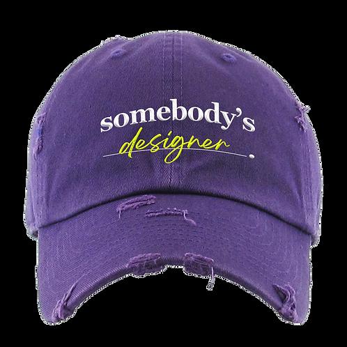Somebody's Designer Cap