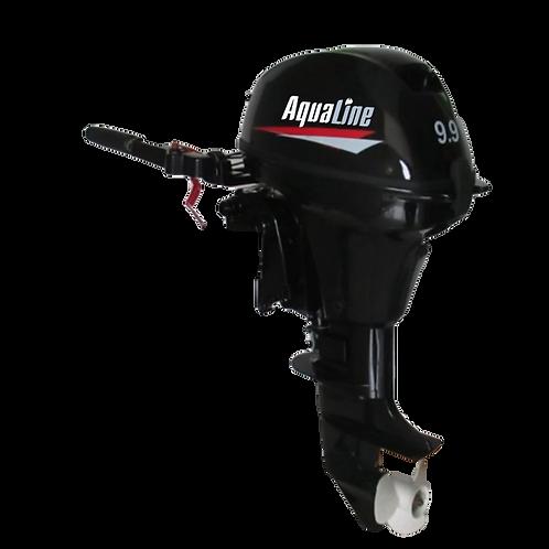 AquaLine® 9.9hp Outboard Motor 4-Stroke