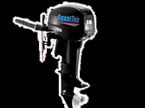 AquaLine® 18hp Outboard Motor 2-Stroke