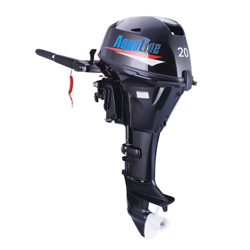 AquaLine® 20hp Outboard Motor 4-Stroke