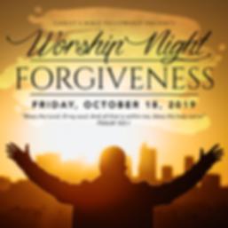 Worship Night October