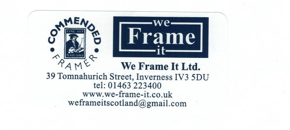 We Frame It