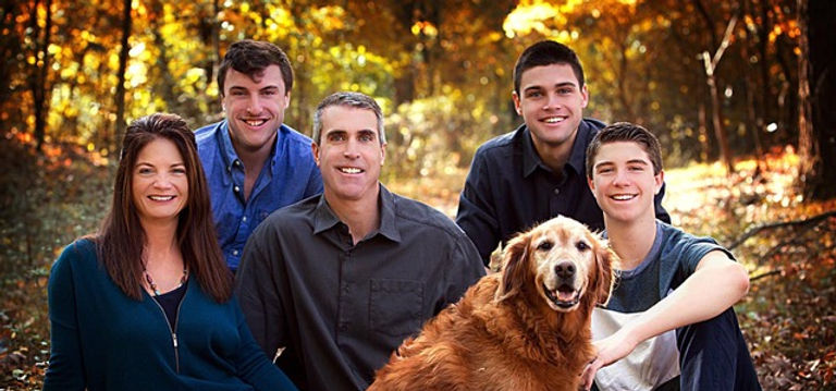 Shawn & Family