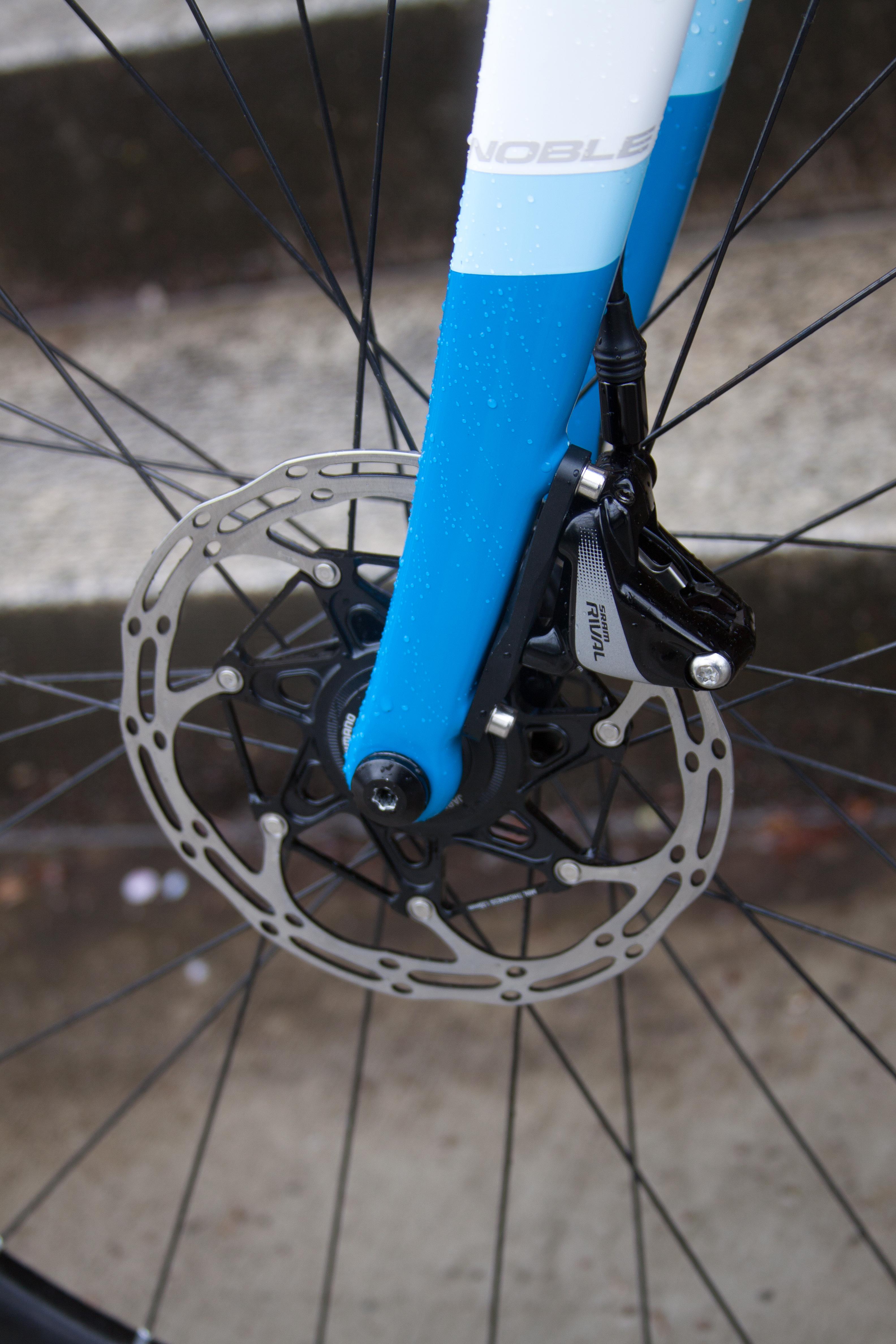 CX3 front brake