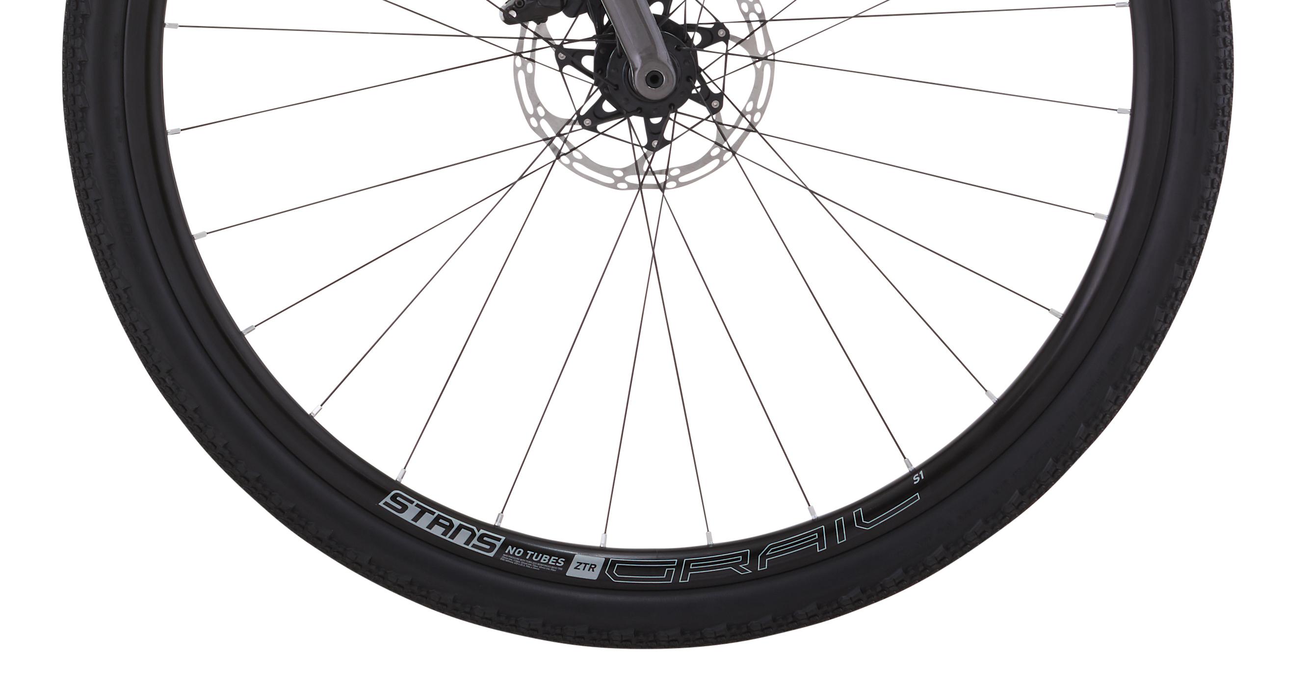 GX3 Stans wheels