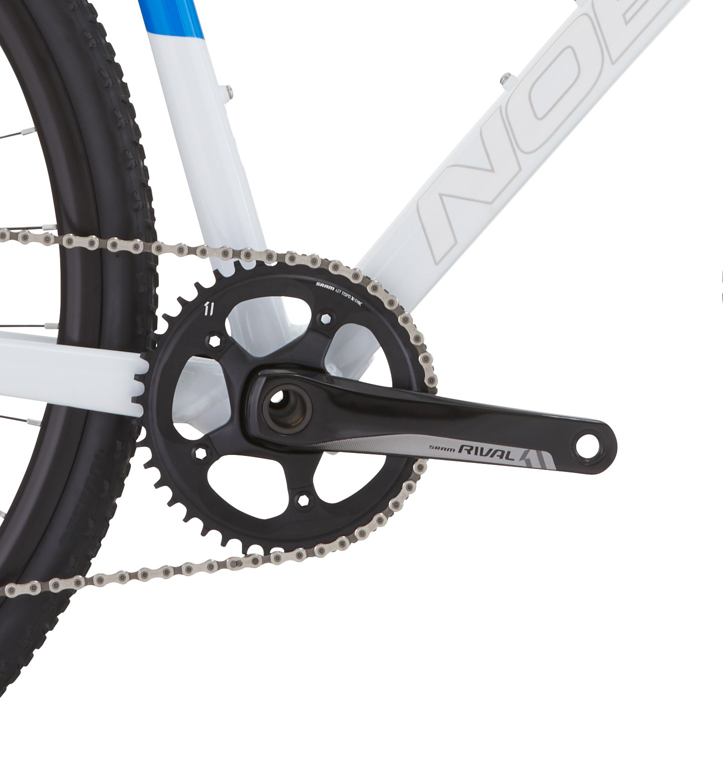CX3 SRAM Rival 1 cranks