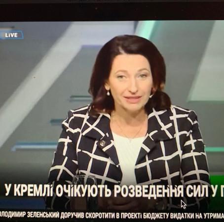 «Війна в Україні – це елемент великої путінської стратегії»