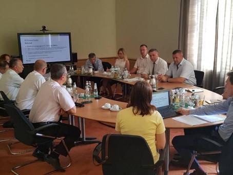 Волинська делегація в рамках агрополітичного проекту побувала в Німеччині
