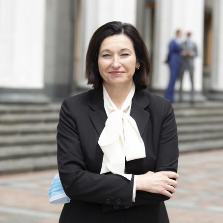 жовтень 2019 Звіт Ірини Констанкевич