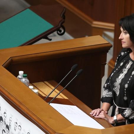 2017 рік Звіт Ірини Констанкевич
