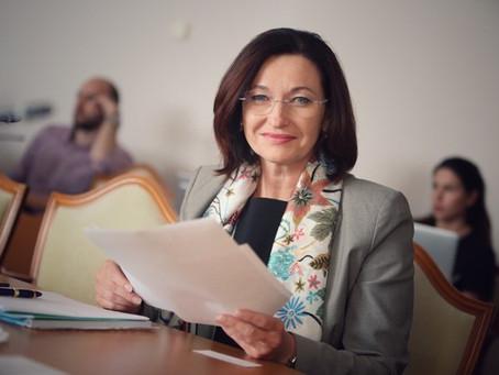 Не треба створювати популістичну картинку, - Ірина Констанкевич про бюджет 2020 року