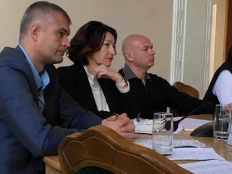«Українська земля – стратегічний ресурс, який належить українцям і повинен бути захищеним»