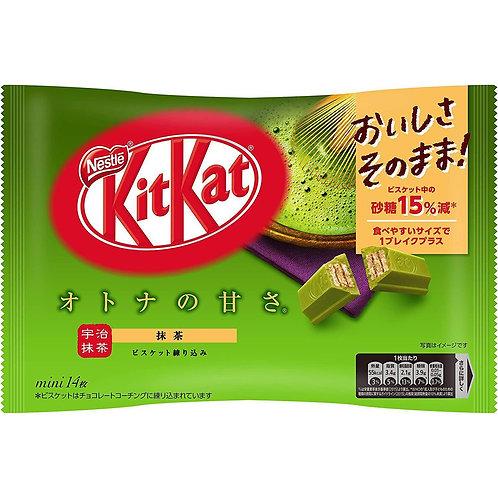 Japanese KitKat Matcha