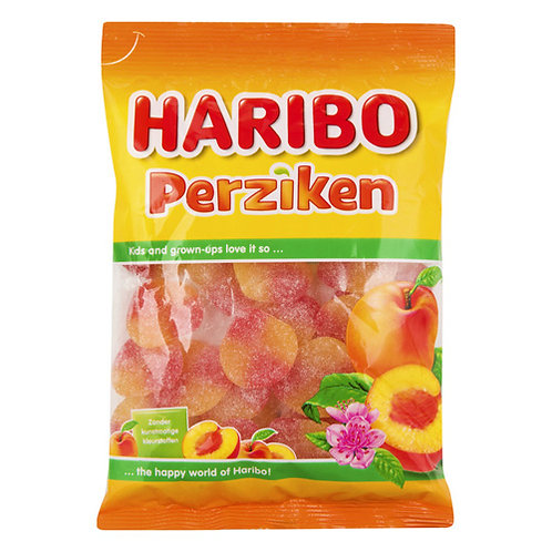 Haribo Peaches 250gr.