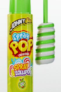 Johny Bee Spray Pop Groen