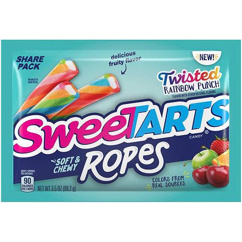 SweeTarts Ropes Twisted Rainbow Punch