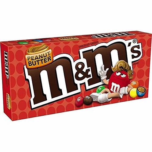 M&M's Peanut Butter box