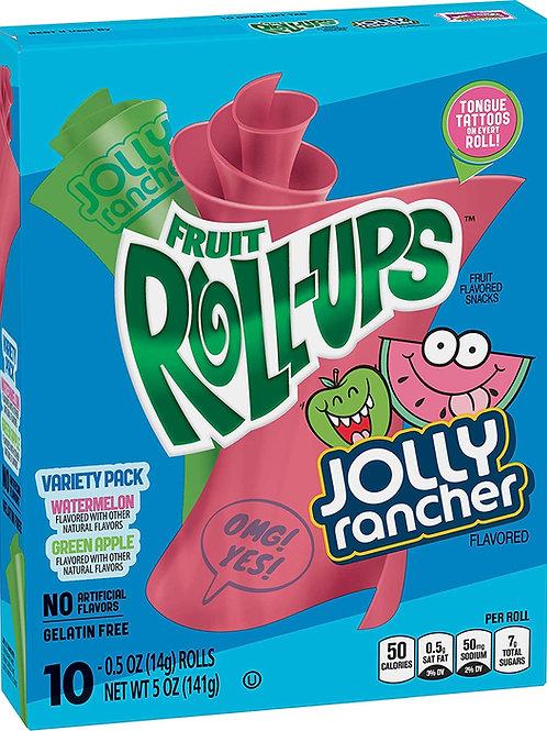 Jolly Rancher Fruit Roll-Ups