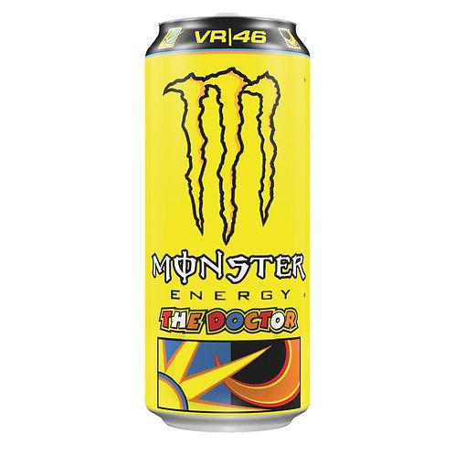 Monster The Doctor Energy