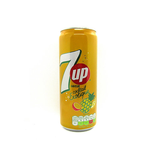 7up Cocktail Exotique