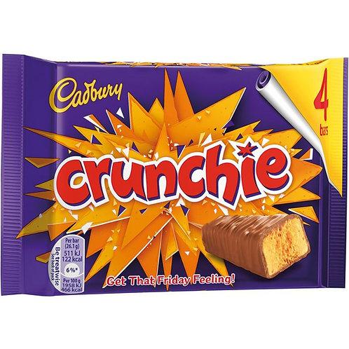 Cadbury Crunchie 4-pack
