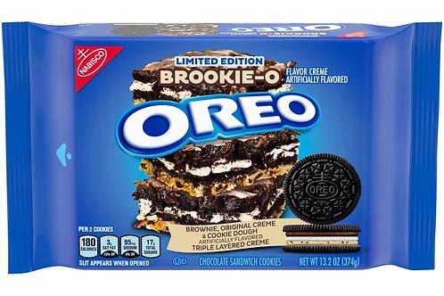 Oreo Brookie-O Brownie Cookie